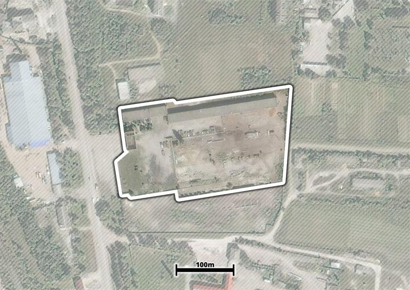 Borszczów: teren inwestycyjny nr 1