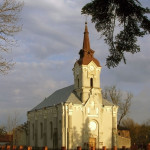 Kościoł Narodzenia NMP (zdjęcie Oleg Kostećkyj)