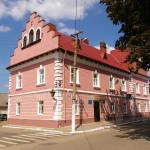 Zabytkowy budynek administracji
