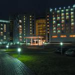 """Hotel """"Riksos Przykarpacia"""""""