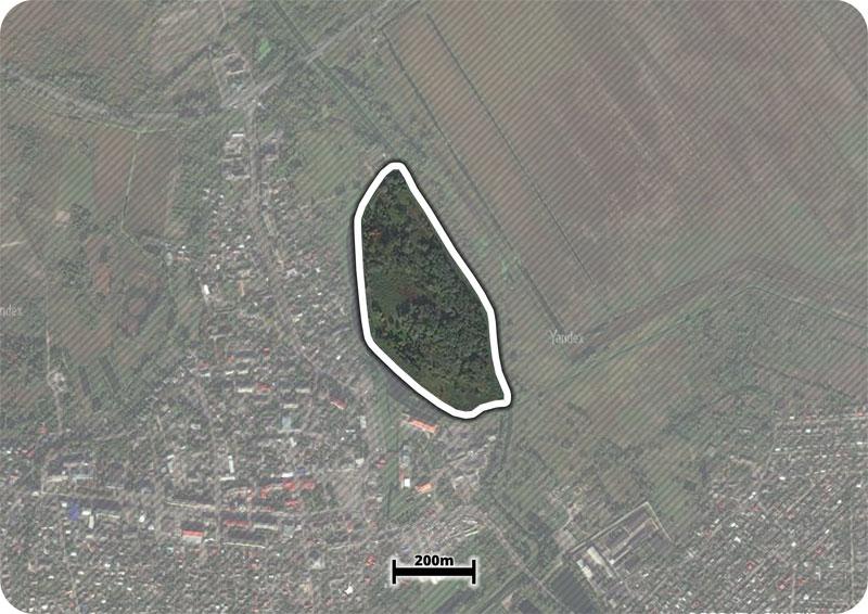 Dubno: teren inwestycyjny nr 2