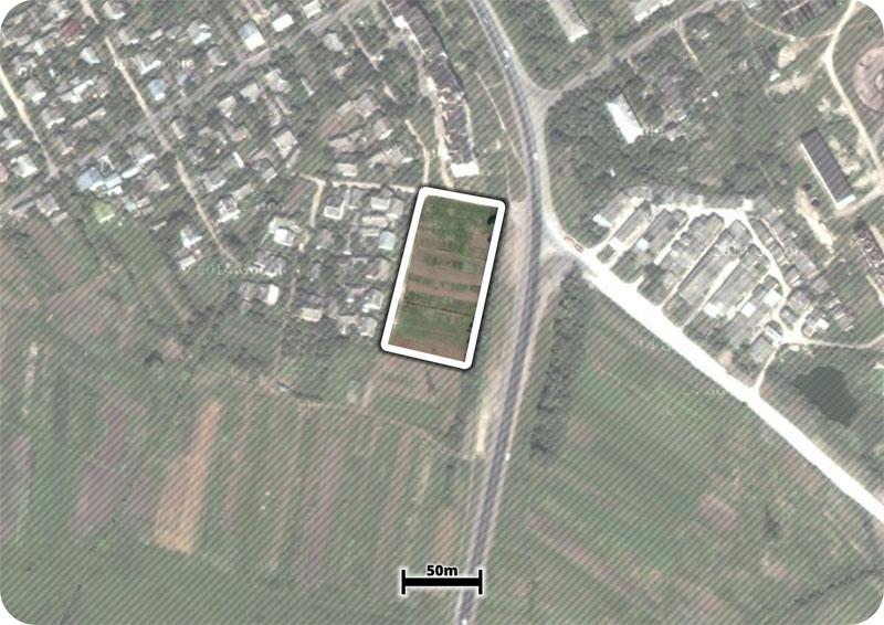 Dubno: teren inwestycyjny nr 5