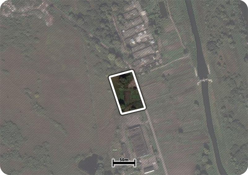 Dubno: teren inwestycyjny nr 7