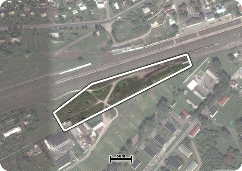 Dubno: teren inwestycyjny nr 8