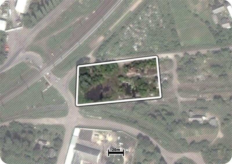 Dubno: teren inwestycyjny nr 9