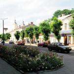 Центральна вулиця міста
