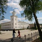 Міська рада у новій ратуші