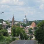 Панорама центральної частини міста