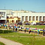 Спортивний комплекс (фото - Віталій Поліщук)