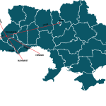Truskavets location