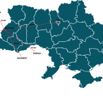Mostyska location