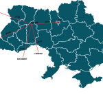 Slavuta location