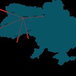 Slavuta location