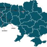 Volodymyr Volynskyy Location