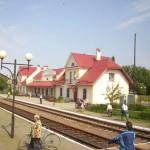 Zhovkva Railway Terminal