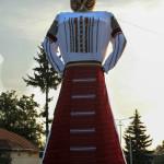 Borshchiv linen Doll