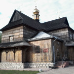 Wooden Church of the Holy Mother of God