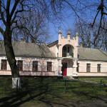 Dombrowski house