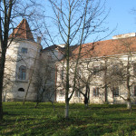 School in the Strachocki's palace (1820-1830 )