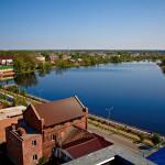 Utka river (photographer Vitaliy Polishchuk)
