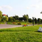 """""""Slovyanskyy"""" park"""